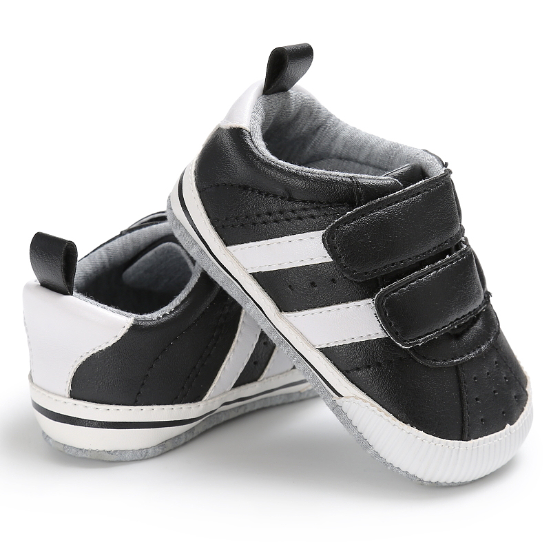 Fashion PU Leather Baby Moccasins Newborn Baby Shoes For Kids Sneakers Infant Indoor Crib Shoes Toddler Boys Girls First Walkers 4