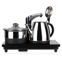 Electric kettle Automatic upper electric tea set stainless steel kettles(China)