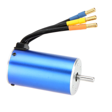 Buy New High Performance 3665 4Poles 3100KV Brushless Motor RC Car Boat for $21.40 in AliExpress store
