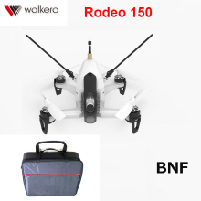 Original Walkera Rodeo 150 BNF Version with Handbag Backpack 40CH (with 600TVL Camera,battery,charger )   Without transmitter