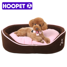 HOOPET Puppy Cat Dog Pet Bed with Double Sided Sofa Cushion,Waterproof Bottom Most Lovely Pet House Gift