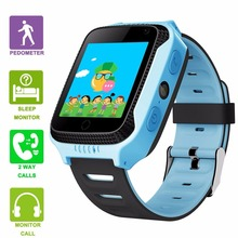 2017 Best Child GPS Tracker Smart Watch With Camera Touch Screen Activity Phone Smartwatch SOS Smat Watch For kids Boys Girl