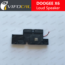 DOOGEE X6 loud speaker 100% New mobile Phone Inner Buzzer Ringer Replacement Part Accessories For DOOGEE X6 Pro mobile phone