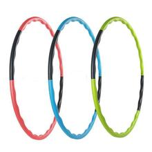 BOHS Hula Hoop for Kids Removable Plastic Children Gymnastics Toys(China)