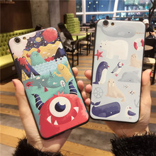 SZYHOME Phone Cases For OPPO R9 R9S Plus Case Floral Cat Discounted For OPPO R9 R9S Plus Embossment Mobile Phone Cover Capa 3