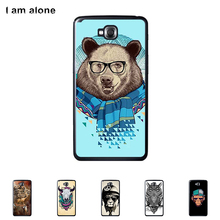 For LG G Pro Lite Dual D686 5.5 inch Cellphone Cover Mobile Phone Protective Skin Color Paint Bag Shipping Free