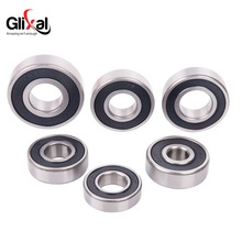 Buy Glixal GY6 125cc 150cc Transmission Gearbox Bearing Set Chinese 4-Stroke 152QMI 157QMJ Scooter Moped ATV Go-Kart for $4.99 in AliExpress store