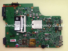 V000185210 for Toshiba satellite L505D Laptop motherboard 6050A2250801-MB-A03 send one AMD cpu as a gift  SHELI stock