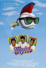 Major league film print 1989 Charlie gloss Poster Art Print popular decorative 50*70cm