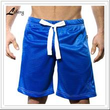 Latest Free Shipping Brand Men's Breathable Quick-drying Beach Shorts Men Motion Board Shorts Man Exercise 5 Minutes Shorts(China)