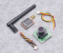 TS5828 5.8G 600mW 48CH Wireless AV TX Transmitter + 700TVL COMS FPV Camera For RC Quadcopter FPV Combo System Kit(China)