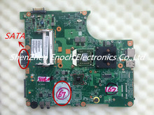 For Toshiba Satellite L300D laptop motherboard V000138300 6050A2175001-MB-A02 SATA DVD interface,send with one AMD cpu as a gift