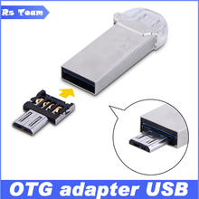 Hot Selling MD OTG Adapter OTG Function Turn Into Android Phone USB Flash Drive Mobile Phone Tablet OTG Adapter Cable Interface