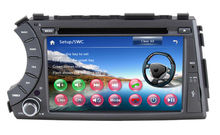 2 din Car dvd player for Ssang Yong SsangYong Kyron Actyon 2005-2013 GPS Radio Stereo bluetooth gps navigation+camera+mic+map(China)