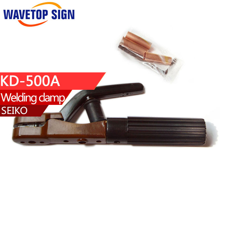 Original authentic Japanese SEIKO brand welding clamp welding machine handle KD-500A<br>