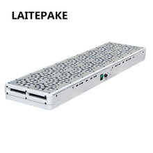 LAITEPAKE Apollo 20 1500W LED Grow Light kit Full Spectrum With Lens Plants Grow Faster Flower Bigger High Yield Hot style(China)