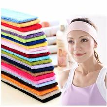 Yoga Headbands with colorful yoga fitness gym exercise comfortable suitable for women ladies gift hair bands