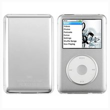 Clear Crystal Hard Case Skin Cover For MP3 Apple iPod Classic 80GB 120GB 160GB
