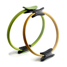 D14 Yoga Pilates Ring Crescent Magic Circle Yoga Auxiliary Yoga Small Home Fitness Equipment