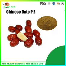 100% pure jujube powder chinese red dates extract/jujube fruit extract powder 800g/lot