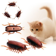 Funny Simulation Cockroaches Cat Toy Pet Cat Dog Interactive Training Tool Pet Product