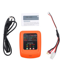 kebidu Best Power TE3AC 25W/3A Professional Balance Charger for 2S 3S LiPo/2S 3S LiFe/1-8S NiMH Battery