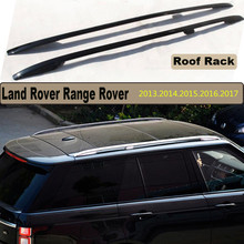 Auto Roof Racks Luggage Rack For Land Rover Range Rover 2013.2014.2015.2016.2017 High Quality Brand New Aluminium Car Accessorie