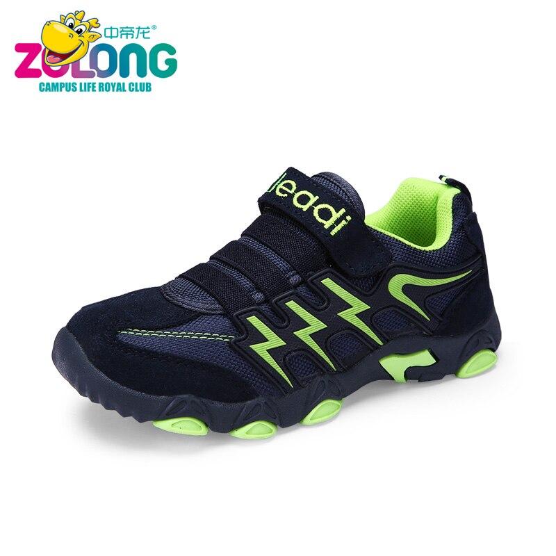 ZDLONG Tenis Infantil Kids Boys Shoes Children Sneakers Sapato 2017 Brand Barefoot Walking School Running Chaussure Enfant<br>