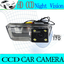 For Toyota  NEW REIZ 2009/LANDCRUISER HD Car rear view camera Night vision CCD 170 degree Parking assistance Security