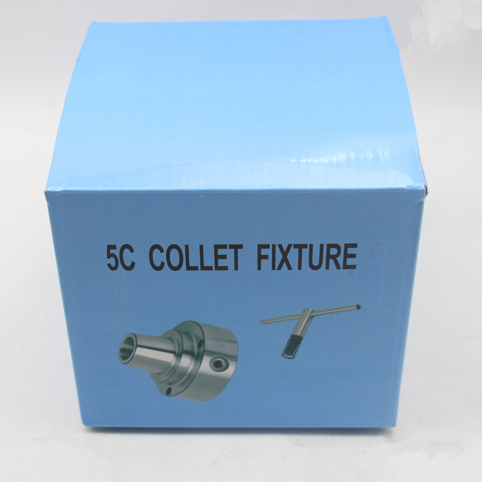 5C collet chuck package