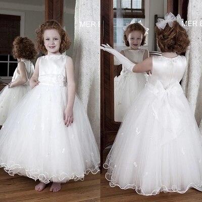 Girls dress  princess dress childrens wedding dress flower girl dressTUTU<br>