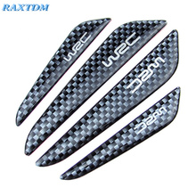 Buy Car styling WRC carbon fiber anti-collision bar case Honda CRV Accord Odeysey Crosstour FIT Jazz City Civic JADE Crider for $2.89 in AliExpress store