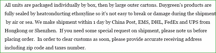 Daygreen Packaging & Shipping
