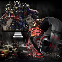 2016 New Somic G909 7.1 Virtual Surround Sound USB Gaming Headset with Vibrating Function Mic Voice Control Free shipping