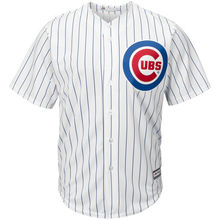 MLB Youth Chicago Cubs Baseball Royal Alternate Cool Base Jersey(China)