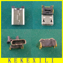 10X Original New 100% USB Connector, USB Jack For Amazon Kindle Fire Micro USB JACK Long body
