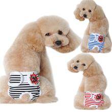 Durable High-quality  Sweet Fashion Cute Pet Dog Panty In Season Sanitary Pants For Female Dog Clothes For Small Dogs Manteau
