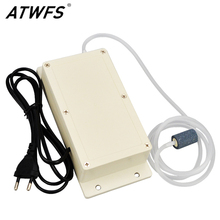 ATWFS Portable Ozone Generator 220v 600mg Food Air Sterilizer Air Water Ozone Generator Air Purifier Vegetable Washing Machine