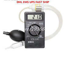 High quality Test Well Oxygen purity analyzer/ Oxygen content meter DHL EMS UPS SHIP