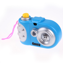 Buy New Creative Toy Camera Baby Study Toy Kids Projection Camera Educational Toys Children for $1.11 in AliExpress store