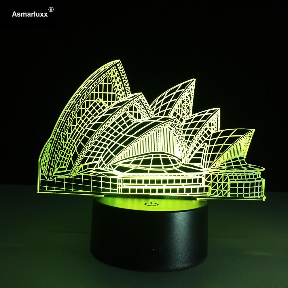 Asmarluxx 3D Night Lamp00508