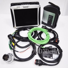 Win7 MB Star C4 SD Connect + HDD Xentry Diagnostic System Compact 4 Diagnosis Multiplexer For Cars&Trucks Diagnose + CF19 Laptop(China)