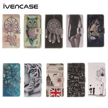 ivencase For Nokia 3 / 5 / 6 / 8 Phone Cases Wallet Kickstand Card Holder Cute Pattern Shockproof Leather Full Cover For Nokia(China)