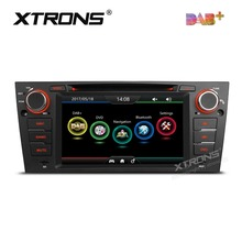 XTRONS 7'' HD 2 din Car DVD Player DAB+Canbus GPS Navigation For BMW E92 Coupe/E93 Convertible 2007 2008 2009 2010-2013 E90 E91(China)