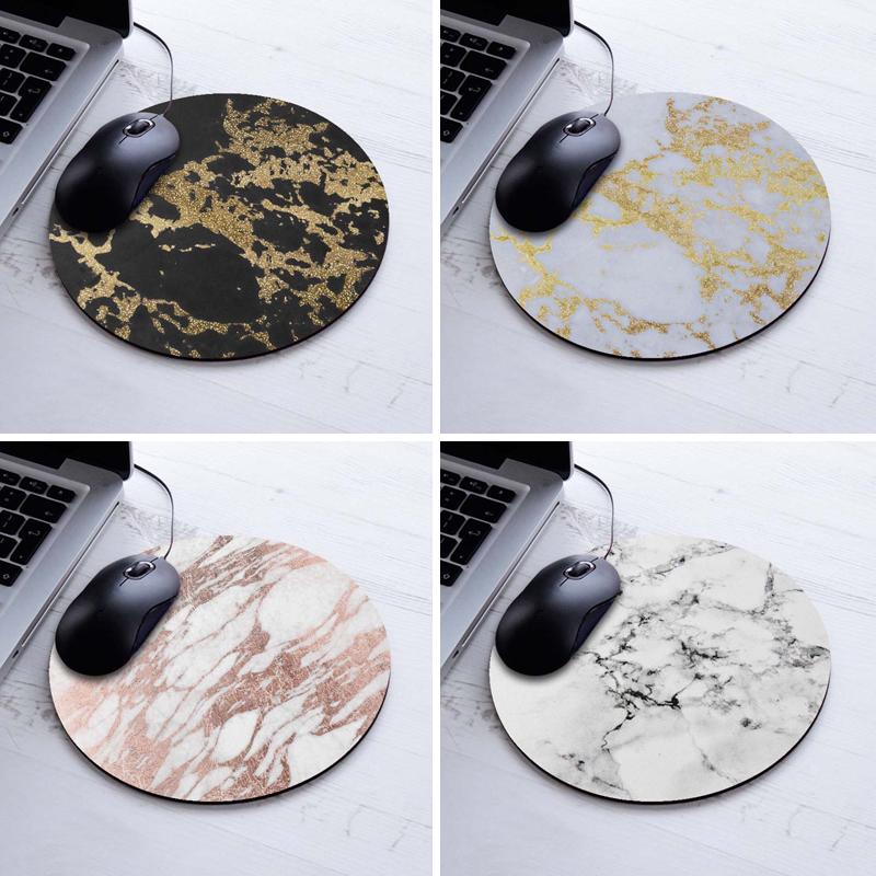 New Design Modern Faux Gold Glitter Marble Unique ...