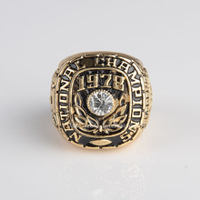 Replica high quality National College NCAA 1978 Alabama Crimson Tide Replica Championship Rings For fans size 11