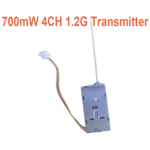 cctv accessories 4CH 700mw wireless 1.2g transmitter CCTV security mould TX 1200mhz CCTV transmitter 1.2G FPV drone transmitter