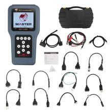 High performance Handheld Universal Motorcycle Diagnostic Tool MST-100P Motorbike Scanner