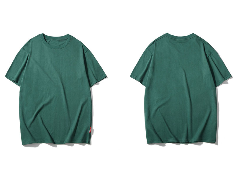 Casual Cotton Solid Tshirts 11