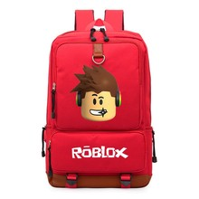 Roblox game casual backpack for teenagers Kids Boys Children Student School Bags travel Shoulder Bag Unisex Laptop Bags